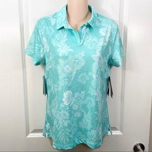 NEW! Women's NIKE UV Golf Polo Shirt